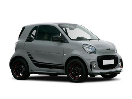 Smart Fortwo Electric Coupe Special Editions 60kW EQ Edition Bluedawn 17kWh 2dr Auto [22kWCh]